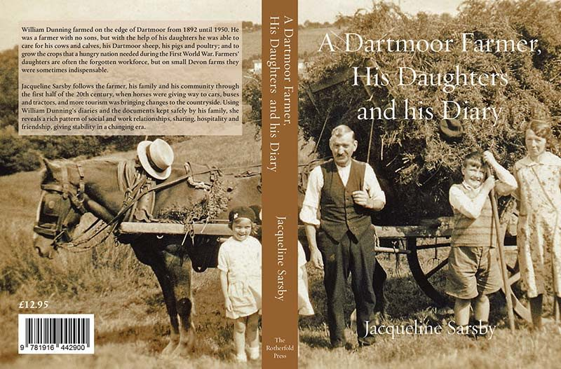 Cover A Dartmoor Farmer