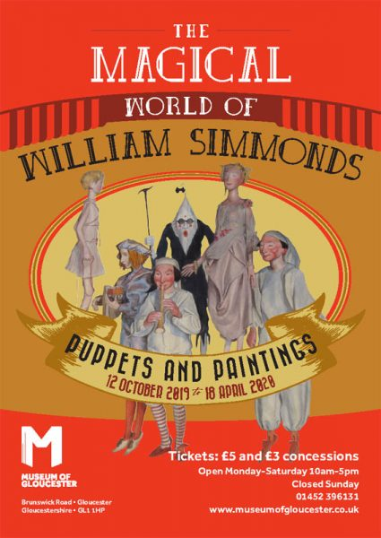 The Magical World of William Simmonds poster